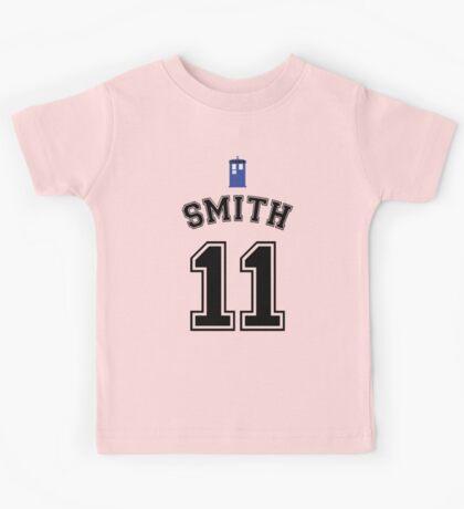 MY Doctor is Matt Smith Kids Tee