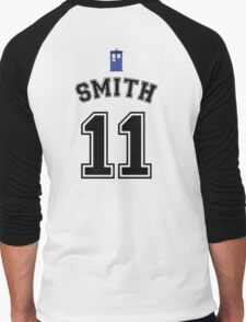 MY Doctor is Matt Smith Men's Baseball ¾ T-Shirt