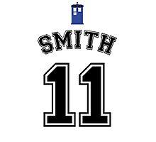 MY Doctor is Matt Smith Photographic Print