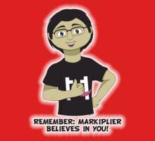 Markiplier Believes in You! by Amanda Eileen Ballard