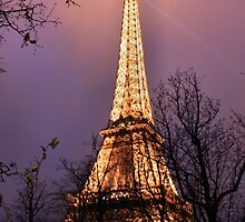 Eiffel Tower by SoulSparrow