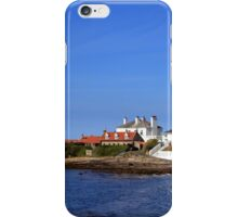 St. Mary's Lighthouse, Whitley Bay iPhone Case/Skin