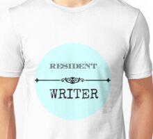 Resident Writer Unisex T-Shirt