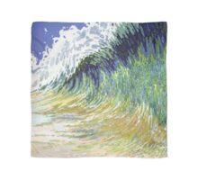 Huge Ocean Reflecting Wave Margaret Juul Scarf