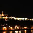 Prague Castle by thatdavieguy