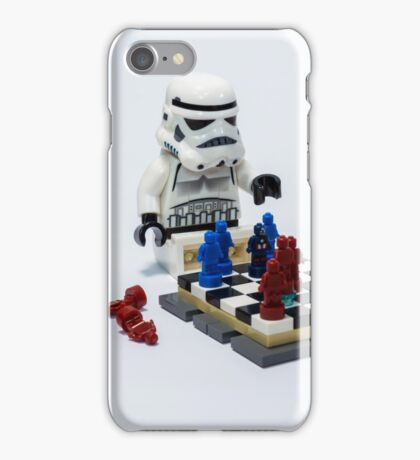 Checkmate! iPhone Case/Skin