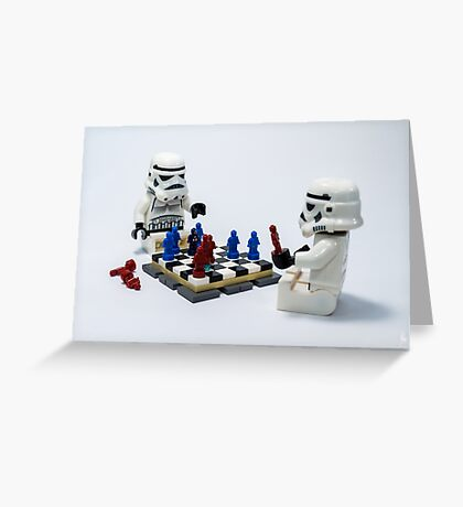 Checkmate! Greeting Card