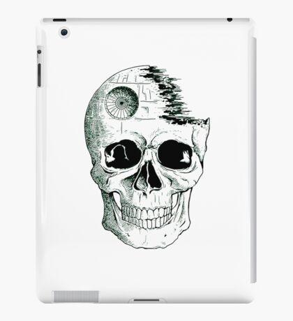 Imperial Death Star Skull iPad Case/Skin