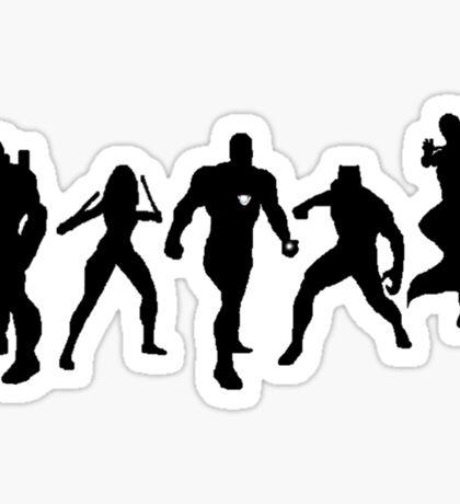 Team Tony Sticker