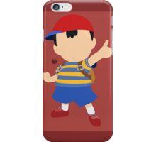 Ness - Super Smash Bros. iPhone Case/Skin