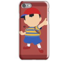 Ness - Super Smash Bros. iPhone Case/Skin