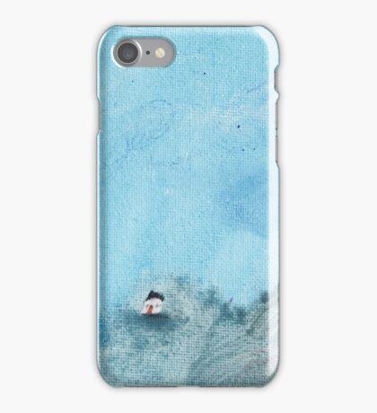 Big skies iPhone Case/Skin