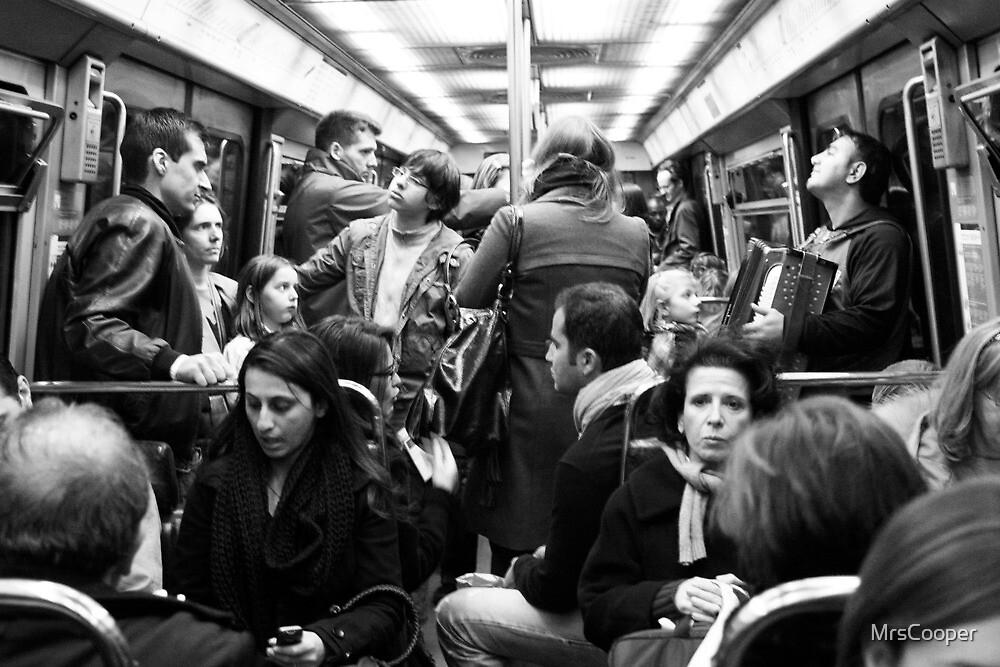 Le Metro by MrsCooper