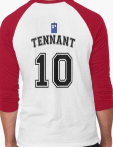 MY Doctor is David Tennant Men's Baseball ¾ T-Shirt