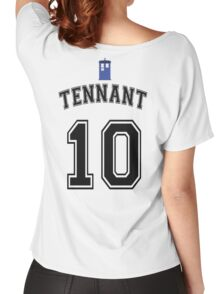 MY Doctor is David Tennant Women's Relaxed Fit T-Shirt