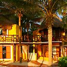 Hotel Mahekal at Playa del Carmen, Yucatan Peninsula, MEXICO by Bruno Beach