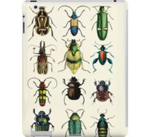 Jeweled Beetles iPad Case/Skin