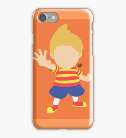 Lucas - Super Smash Bros. iPhone Case/Skin