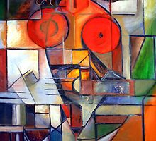 A Study of Cubism by karolina