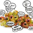 The Grapes Secret Society by Vanessa Dualib