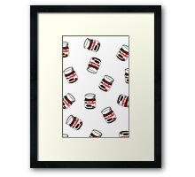 Love Nutella Framed Print