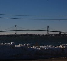 Bridge from Newport to Providence. by MollyHenage