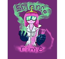 Science Time! Photographic Print