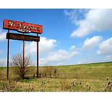 Nickerson Fields Photographic Print