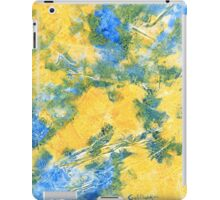 BY THE SEA SIDE iPad Case/Skin