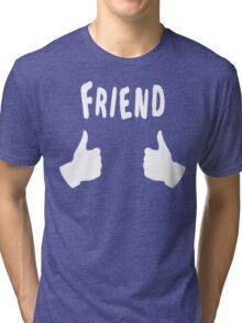 The Inbetweeners - Friend Tri-blend T-Shirt
