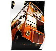Route Master Poster