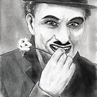 CHAPLIN ! HIS SILENCE  WAS GOLDEN . by Ray Jackson