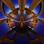 Passage to Little Planet Tamar by phil hemsley