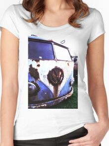 Just a classic Vdub Women's Fitted Scoop T-Shirt