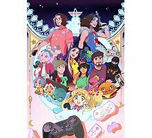 Game Grumps Wonderland Photographic Print