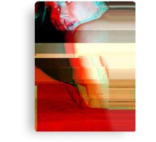 I just want to see you topless Metal Print