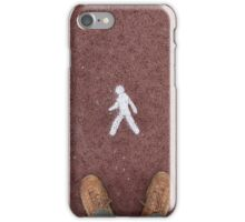 In Daddy's Shoes iPhone Case/Skin
