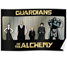 Guardians of the Alchemy Poster