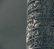 Column of Marcus Aurelius by dgt0011