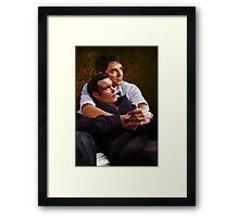 Ianto Framed Print