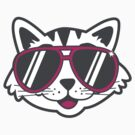 Cool Cat by DetourShirts