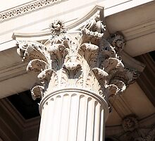 Rich Corinthian capitals by WalnutHill