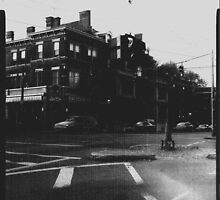 corner of ludlow & clifton - 4x5 by iannarinoimages