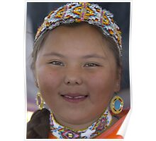 Smile - The New Generation  #6 Native American Culture Lives On Poster