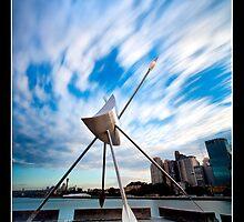 Pyrmont Bay Sunrise - Darling Harbour, Sydney, Australia by Richard Lam
