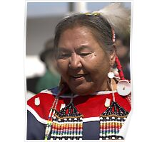 With Grace #1 Native American Culture Lives On Poster