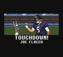Tecmo Bowl Joe Flacco by av8id