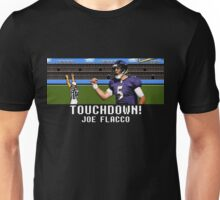 Tecmo Bowl Joe Flacco Unisex T-Shirt