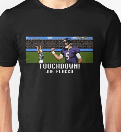 Tecmo Bowl Joe Flacco Unisex T-Shirt