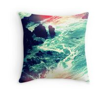 in your ocean i'm ankle deep Throw Pillow